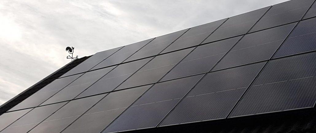 solcelleanlæg 12kw