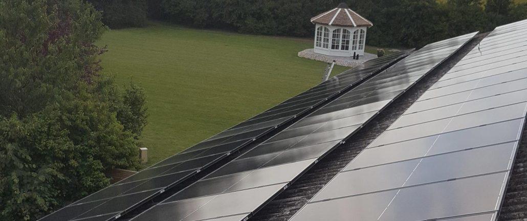 solcelleanlæg 15kw