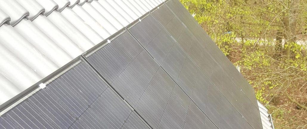 solcelleanlæg 3kw