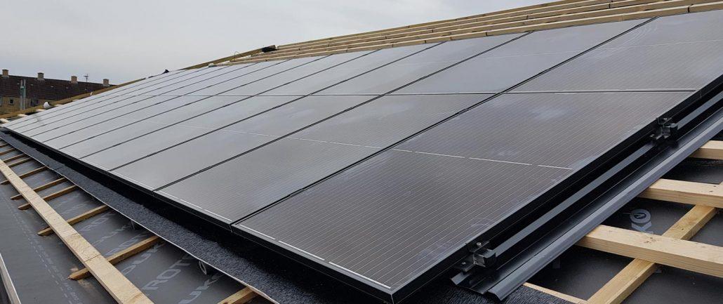 solcelleanlæg 4kw