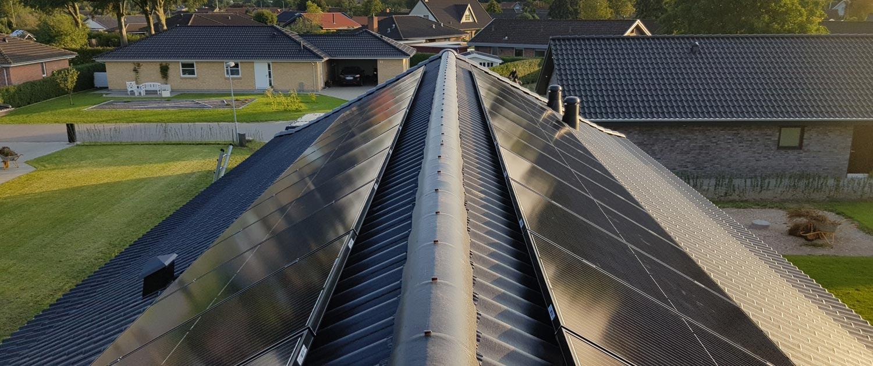 solcelleanlæg 5kw